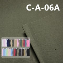 C-A-06A 100%Cotton Dyed Canvad Peached 72*40/21/2*10 250g/m2 57/58""