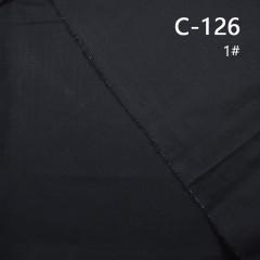 "C-126 100%cotton Herringbone fabric 204g/m2 57/58"""