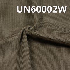"UN60002W 100% Cotton Dyed Washing Corduroy 11W 4H 42/43"" 310g/m2"