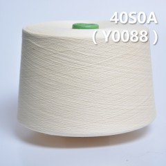 Y0088 40S0A 100%Cotton Ring Spun Yarn