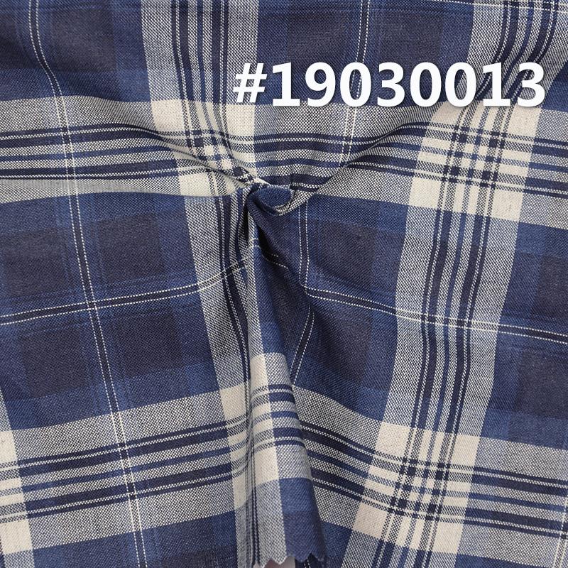 "100% Cotton Yarn Dyed Fabric 3.8OZ 57.5"" #19030013"