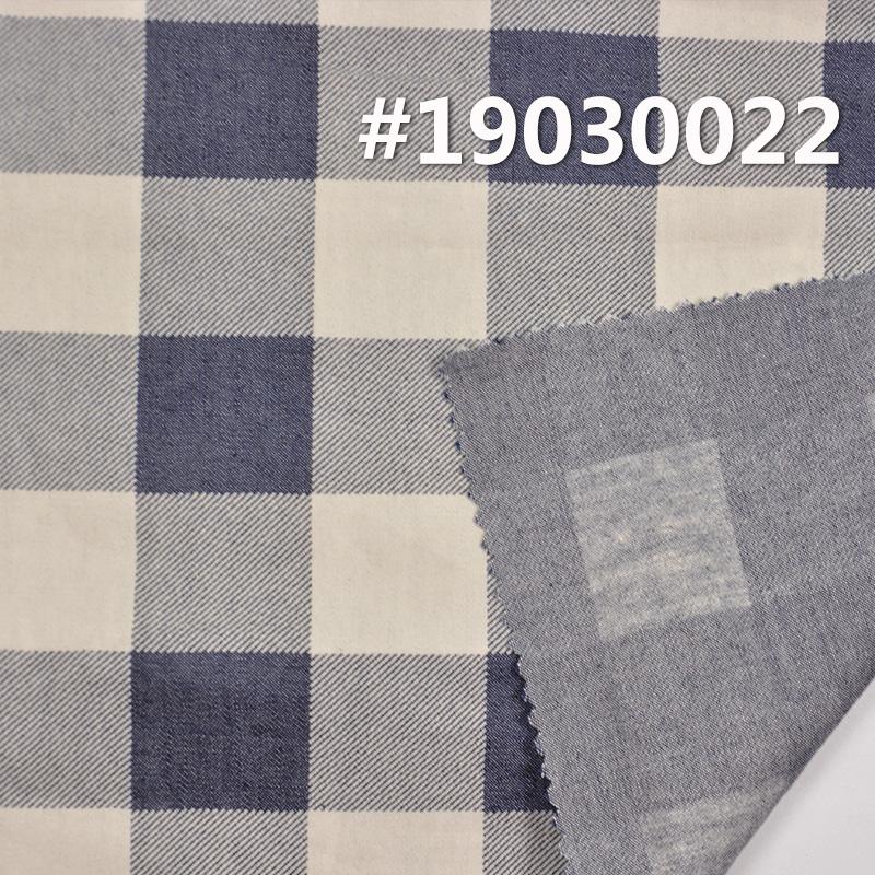 "100% Cotton Yarn Dyed Fabric 4.5OZ 58.5"" #19030022"