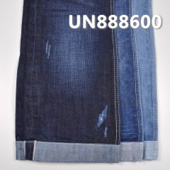"UN888600 100% Cotton Dark Blue Selvedge Denim Twill 32/33"" 16.4OZ"