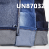 "UN87032 7.8oz 62/63"" 57%Cotton 38%Nylon 5%Spandex Ice silk  twill Knitted denim"