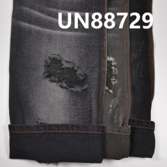 "UN88729 100%Cotton Slub Denim Twill  57/58""  11oz"