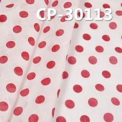 "55%Linen 45%Cotton printing fabric 90g/m2 53/54"" CP-30113"