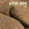 "20% Wool 70% Polyester 10%Rayon Yarn-Dyed Fabric 355g/m2 57/58"" UTW-006"