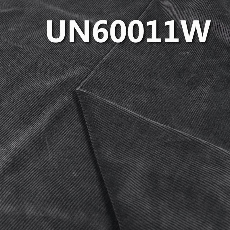 "UN60011W 98%COTTON 2%SPX STRETCH CORDUROY 11W 45/46"" 324g/m2"