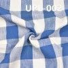 UPL-002 100% Linen Yarn Dyed fabric 260g/m2 56/57""
