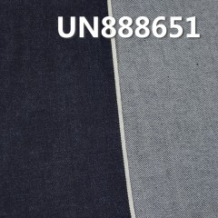 "UN888651 100% Cotton Slub Selvedge Denim Twill 30/31"" 12.9oz"
