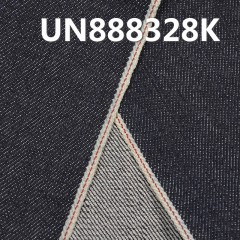 "UN888328k 100% Cotton Slub Selvage Denim Twill 30/31"" 12oz"