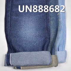 "UN888682 100% Cotton Dyed Selvedge Denim Twill 33/34"" 12.5oz"