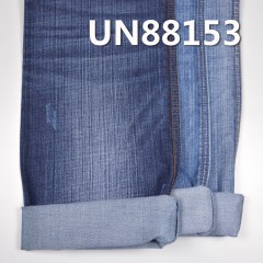 "UN88153	Cotton slub stretch four denim denim 54/55""(12oz)"