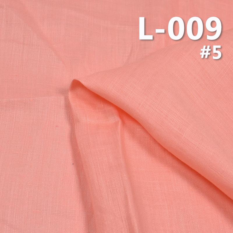"""L-009 100%LINEN 120g/m2   58"""""""