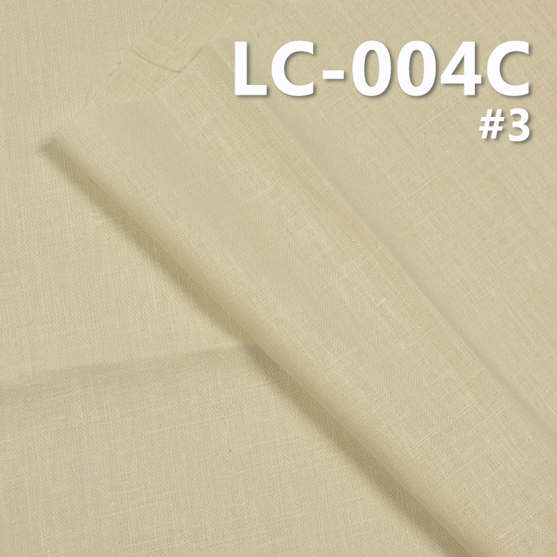 """LC-004C 55%Linen 45%Cotton Dyed Fabric 220g/m2 43/44"""""""