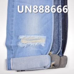"""100% Cotton Blue Fill Colour Yarn Selvedge Denim Twill 34/35"""" 11.5oz  UN888666"""