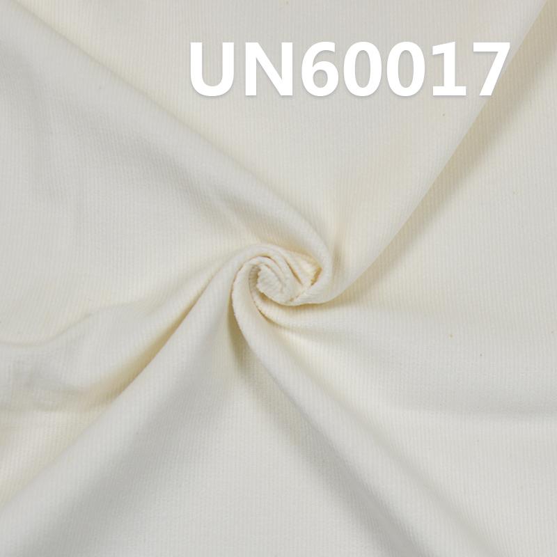 "UN60017 98%C/2%SPX STRETCH 26W VELVET  220g/m2 54/55"""