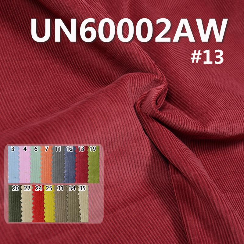 """UN60002AW 100% Cotton Dyed Washing Corduroy 11W 4H 56/57"""" 285g/m2"""