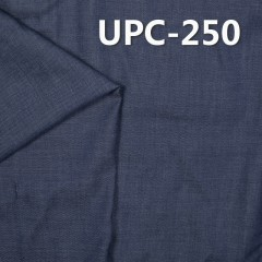 UPC-250 100%Cotton 2/1 twill reactive-dyed denim 110g/m2 57/58""