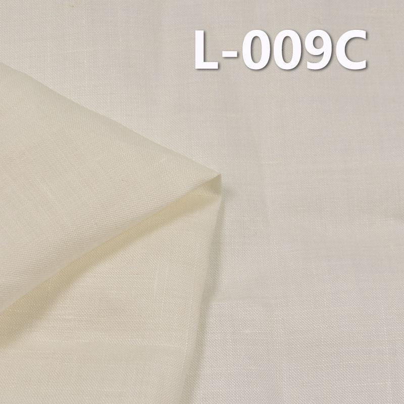 """L-009C 100%LINEN 120g/m2 42/44"""""""