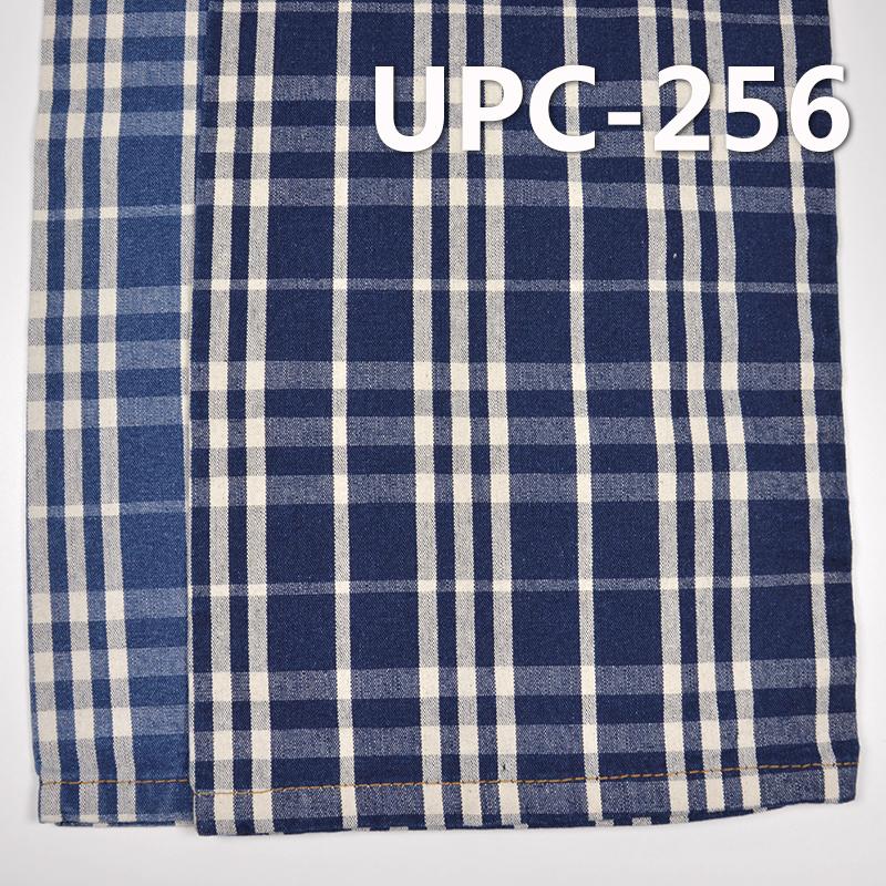 """100% Cotton Yarn Dyed Fabric 8.5OZ 58.5"""" UPC-256"""