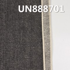 "100% Cotton Slub Pearl Yarn Selvadge Denim  Twill 31/32"" 11.5OZ UN888701"