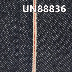 "UN88836  100% Cotton Slub Slevedge Denim Twill 31/32""  12.8oz"
