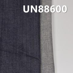 "UN88600 98% Cotton 2%Sp Slub ""Z"" Twill 3/1 9OZ  Rope Dyed"