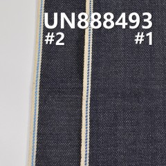 "UN888493 100% Cotton Slub Selvedge Denim 32/33""  12.3oz"