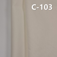 "C-103 100% Cotton Dyed Dobby   57/58"" 275g/m2"
