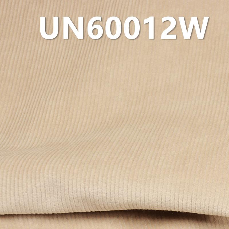 """UN60012W 98%Cotton 2%Spandex 14W Dyed Washing  Corduroy 350g/m2 43/44"""""""