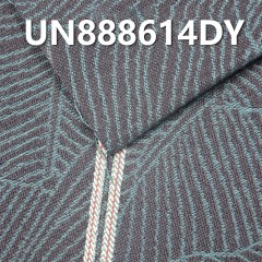 "UN888614DY  Cotton dyed jacquard denim 32/33 ""11.5OZ"