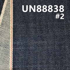 "UN88838 100% Cotton Slub Selvedge Denim Twill 32/33""  13.5oz"