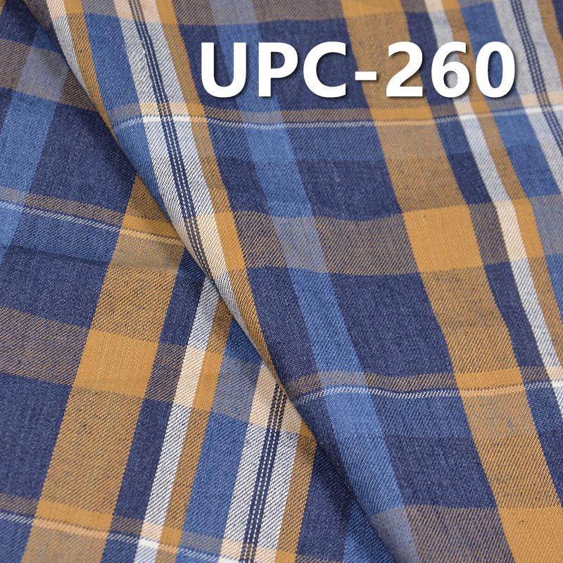 """100% Cotton Yarn Dyed Fabric  4.4OZ 57/58"""" UPC-260"""