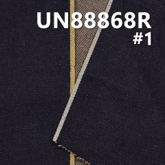 "UN88868R 100% Colored Cotton Selvedge Denim 32/33"" 11.86oz"