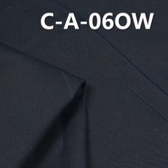 C-A-06OW 100%Cotton Dyed Fabric 350g/m2 43/44""