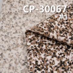 "CP-30067 100%COTTON CORDUROY PRINT FABRIC 135G/M2  55/56"""