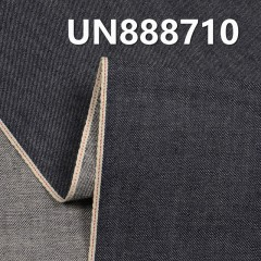 "UN888710 98.8% Cotton 1.2% Spandex Slub Selvedge Denim  30/31"" 8OZ"