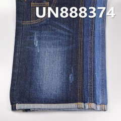 "UN888374 100% Cotton Slub Selvedge Denim Twill 29/30"" 13oz(BLUE)"