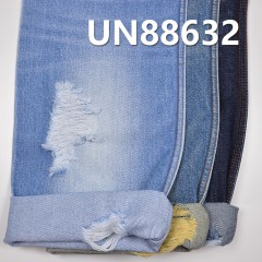 "UN88632 100% Cotton Slub  Denim ""Z"" Twill  57/58"" 12.8oz(BLUE)"