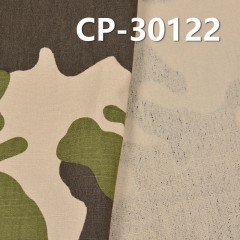 "100% Cotton Plain Fabric+Printing 220g/m2 57/58"" CP-30122"