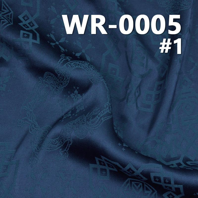 """65%Viscose 35%Rayon Jacquard  Fabric  120g/m2 57/58"""" WR-0005"""