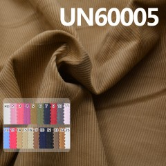 "UN60005	100%Cotton Dyed Corduroy 14W 4H 43/44"" 295g/m²"