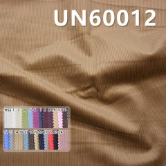 "UN60012 98%Cotton 2%Spandex Stretch Corduroy 14W 43/44"" 320g/m²"