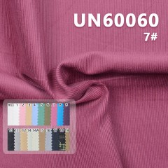 "UN60060	100%Cotton Dyed Unusual Corduroy  20W 43/44""  155g/m²"
