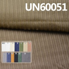 "UN60051	100%Cotton Corduroy 8W  43/44""270g/m²"