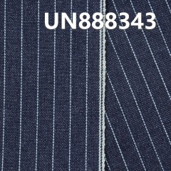 "UN888343  100% Cotton Stripe Selvedge Denim Twill 32/33"" 13oz"