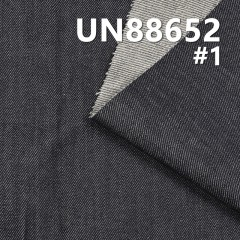 "UN88652 99%Cotton 1% SP Slub Denim Twill 54"" 11.8oz(blue)"