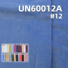 "UN60012A 98%Cotton2%Spandex Stretch Corduroy 14W 56/57"" 320g/m²"