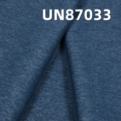 """60%cotton 31%polyester 9%spandex dyed knitted denim 8.6oz 61/63"""" UN87033"""